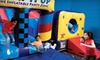 Pump It Up of Shawnee Mission - Shawnee Mission: $20 for Five Jump Passes to Pump It Up of Shawnee Mission (Up to a $40 Value)