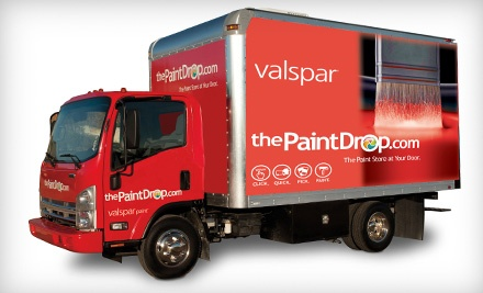 $85 Groupon to The Paint Drop - The Paint Drop in
