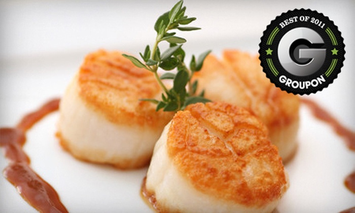O'Brien's Bistro - Pensacola / Emerald Coast: $20 for $40 Worth of Surf 'n' Turf at O'Brien's Bistro