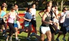 Camp Gladiator - Multiple Locations: $69 for Four Weeks of Unlimited Boot-Camp Sessions at Camp Gladiator ($199 Value)