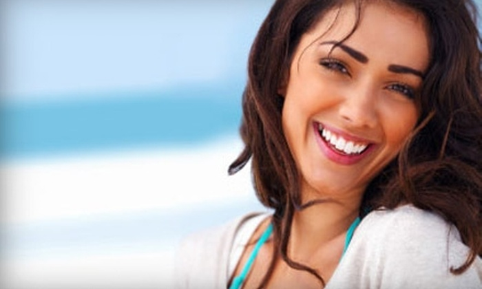 Beaming White - Cabarrus Country Club: $39 for a 30-Minute Teeth-Whitening Session at Beaming White ($179 Value)