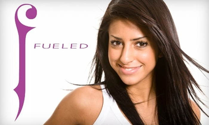 Fueled - Palos Hills: $50 for $100 Worth of Salon Services at Fueled in Palos Hills