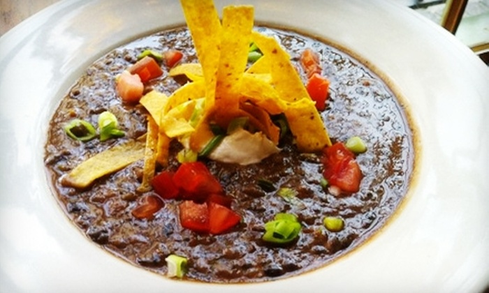 Dish on Market - Louisville: $7 for $14 Worth of Contemporary American Fare and Drinks at Dish on Market