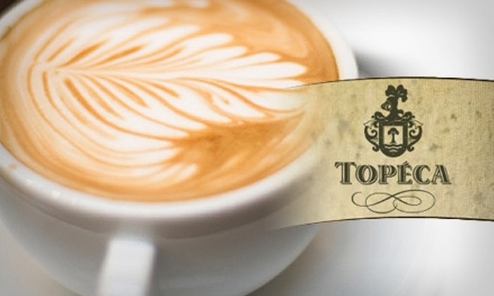 Topéca Coffee - Downtown Tulsa: $10 for $20 Worth of Coffee & Café Fare at Topéca Coffee