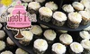 Sweet Pea Cake Company - Elsmere: Filled or Unfilled Gourmet Cupcakes from Sweet Pea Cake Company. Choose From Two Options.