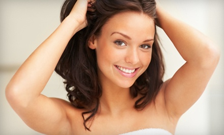 3 Laser Hair-Removal Sessions on a Small Area (a $300 value) - Performance Weight Loss & Medi Spa in Jackson