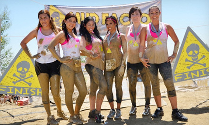 Mud Factor - Petaluma: $29 for 5K Obstacle-Course Race on Saturday, May 19, from Mud Factor in Sonoma ($65 Value)