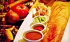 Bistro India - Oliver: $15 for $30 Worth of Upscale South Indian Fare at Bistro India