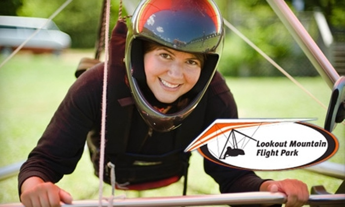 Lookout Mountain Flight Park - Lookout Mountain: $120 for Introductory Hang-Gliding Experience at Lookout Mountain Flight Park