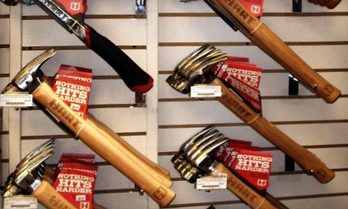 Direct Tools Factory Outlet - Pottstown: $30 for $70 Worth of Tools and Hardware at Direct Tools Factory Outlet in Pottstown