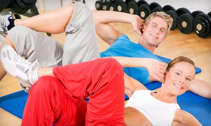 Flex Fitness LLC - Mesa: $29 for One Month of Group Classes and One Personal-Training Session at Flex Fitness LLC in Mesa ($169 Value)