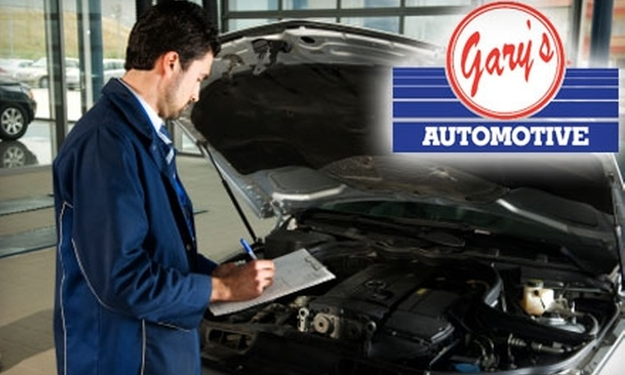 Gary's Automotive - Multiple Locations: $20 for $60 Worth of Services at Gary's Automotive