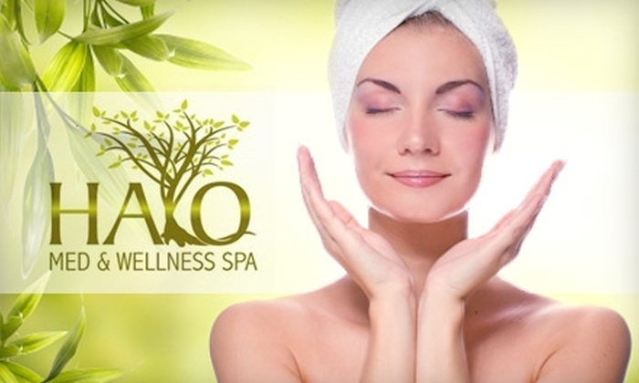 Halo Med & Wellness Spa - 2: $25 for $60 Worth of Spa Services at Halo Med & Wellness Spa