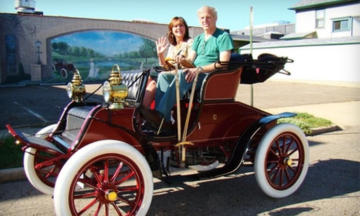 Canton Classic Car Museum - Canton: $15 for Four Tickets to the Canton Classic Car Museum in Canton (Up to a $30 Value)