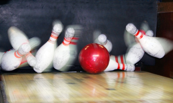 Sparta Lanes - Sparta: Two Games of Bowling for Two or Two Hours of Bowling for Six Including Shoes at Sparta Lanes