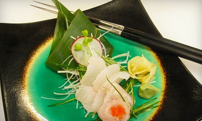 Johnny Roll House - Montvale: $7 for $15 Worth of Sushi and Japanese Fare at Johnny Roll House in Montvale
