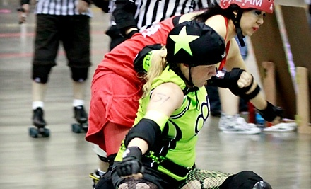 Hard Knox Roller Girls - Hard Knox Roller Girls in Knoxville