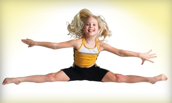 Juergen's Gymnastics Academy - Humble: Gymnastics Classes or Summer Camp at Juergen's Gymnastics Academy in Humble. Two Options Available.