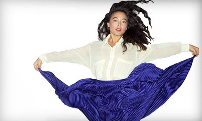 American Apparel - Multiple Locations: $50 for $100 Worth of In-Store Clothing and Accessories at American Apparel Outlet. Four Locations Available.