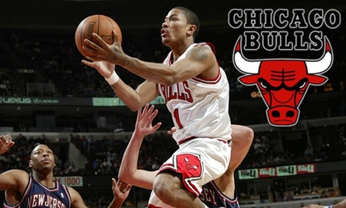 Chicago Bulls - Near West Side: Half Off Ticket to Chicago Bulls Game. Choose from Three Pre-Season Games and Two Seating Areas.