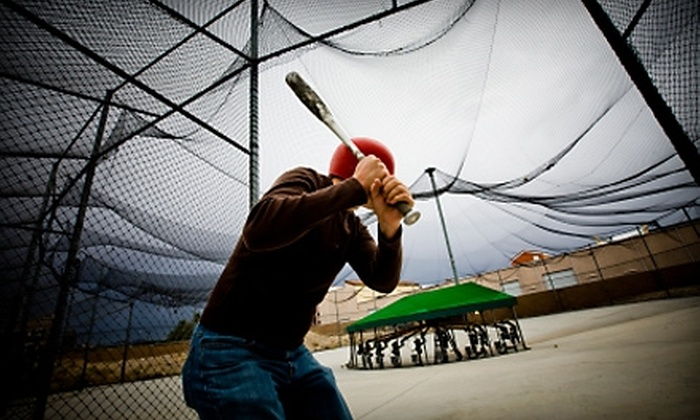 Wolcott Athletic and Learning Center - Wolcott: Three Zumba Classes or One Hour of Batting Cages at Wolcott Athletic and Learning Center