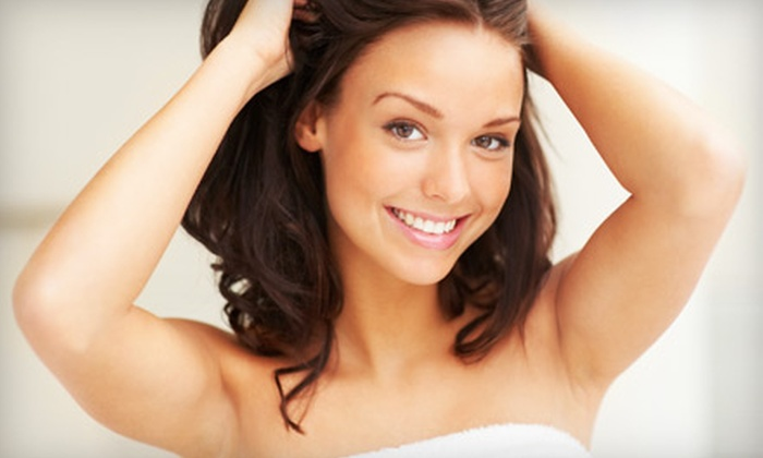 The Beauty Lounge - Downtown: Three Laser Hair Removal Treatments at The Beauty Lounge. Four Options Available.