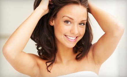 3 Laser Hair Removal Treatments for an Extra-Small Area (up to a $210 value) - The Beauty Lounge in Edmonton