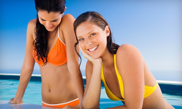 Indian Summer Tan & Retreat - Merriam Valley: One or Three Airbrush Tans at Indian Summer Tan & Retreat