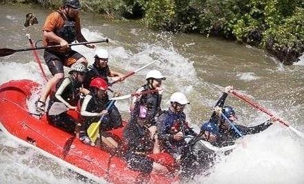 Raft Masters: 1/3-Day Clear Creek Beginner Rafting Trip - Raft Masters in Idaho Springs