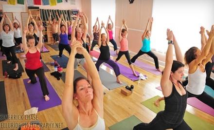 Telluride Yoga Festival on July 1417: 1-Day Pass - Telluride Yoga Festival in Mountain Village
