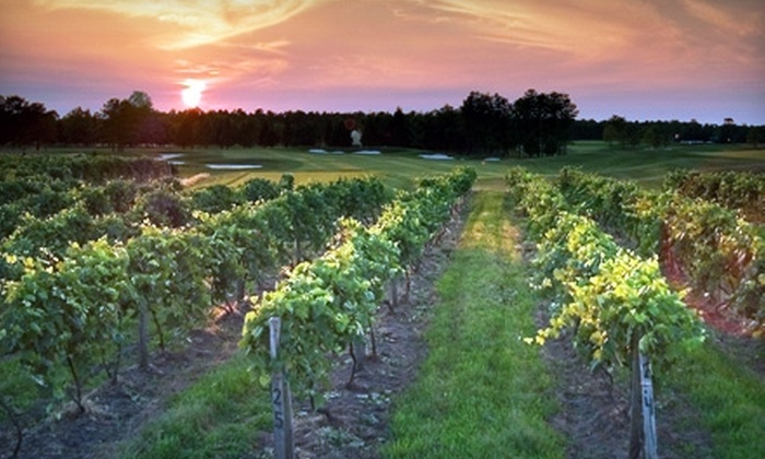 Renault Winery Resort & Golf - Egg Harbor City: $40 for $80 Worth of a Resort Stay or Amenities at Renault Winery Resort & Golf in Egg Harbor City