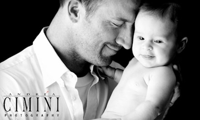 """Andréa Cimini Photography - Mid-Wilshire: $59 for a 30-Minute Photo Shoot and an 8""""x10"""" Print from Andréa Cimini Photography ($197 Value)"""