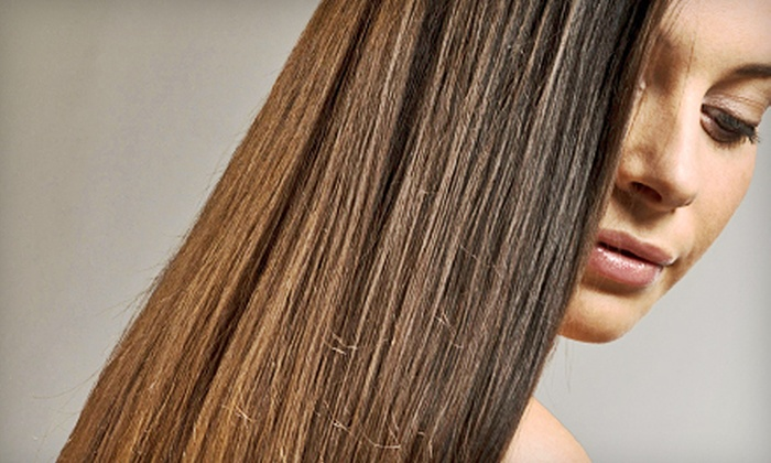 Cathee Clang at Hair on 5th Avenue - Downtown Scottsdale: Haircut, Keratin Treatment, or Both Haircut and Keratin Treatment at Hair on 5th Avenue in Scottsdale (Up to 60% Off)