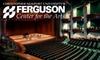 FERGUSON Center for the Arts - Christopher Newport: $39 for $80 Toward Tickets at the Ferguson Center for the Arts