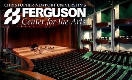 Ferguson Center for the Arts - Ferguson Center for the Arts in Newport News