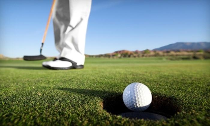 Pine Acres Par 3 & Driving Range - Spokane: $8 for Two Nine-Hole Rounds of Golf at Pine Acres Par 3 & Driving Range ($16 Value)