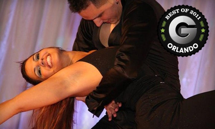Salsa Heat - Multiple Locations: $39 for 10 Salsa Classes at Salsa Heat (Up to $80 Value)