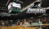 Providence College Friars - Elmhurst: $10 for One Upper-Arena End-of-Sideline Voucher to a Providence College Athletics Men's Basketball Game ($20 Value). Choose Between Two Games.