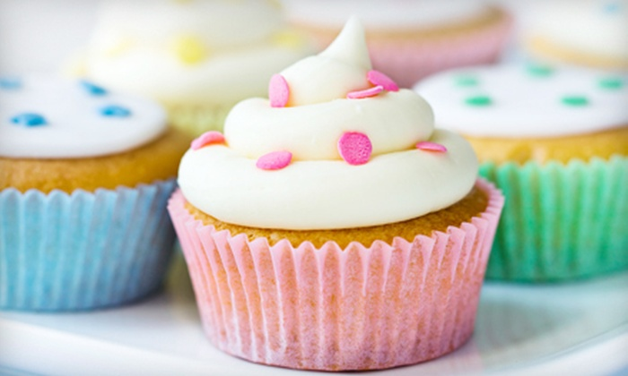 Cupcake Chica - Williamsburg: One, Two, or Three Dozen Cupcakes with Shipping from Cupcake Chica (Up to 62% Off)