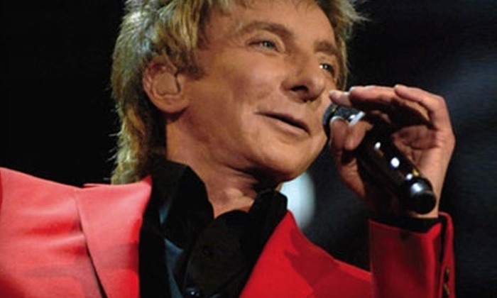 Bank Atlantic Center - Sawgrass Preserve: Ticket to Barry Manilow at Bank Atlantic Center on January 28