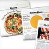 "Up to 60% Off ""The New York Times"" Sunday Edition"