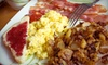 Up to 53% Off Brunch at Ten Palms at Gulfstream Park in Hallandale Beach