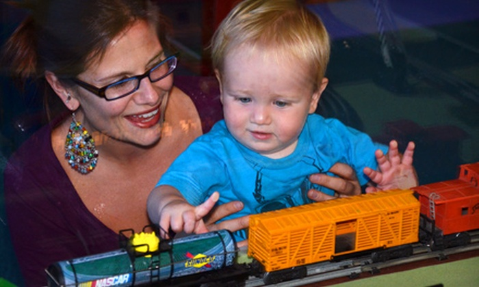 DuPage Children's Museum - Downtown Naperville: $17 for DuPage Children's Museum Visit for Four in Naperville (Up to $38 Value)