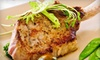 Ceci Italian Restaurant - Midtown Center: Three-Course Prix Fixe Meal for Two or Four at Ceci Italian Cuisine (Up to 58% Off)