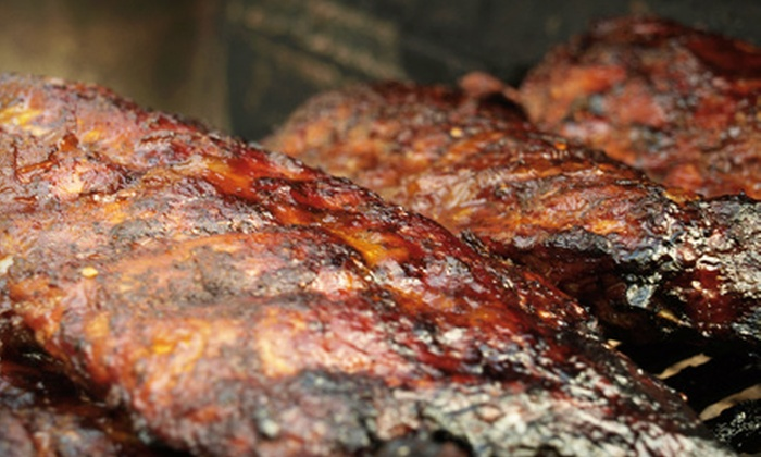 Moby Rick's Bar-B-Q - Tamarac: $12 for $25 Worth of Barbecue Fare and Drinks at Moby Rick's Bar-B-Q in Tamarac