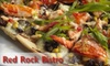 Red Rock Bistro- OOB SEE CHILD - Swampscott: $20 for $40 Worth of Upscale Dinner Cuisine at Red Rock Bistro in Swampscott (or $10 for $20 Worth of Brunch or Lunch Fare)
