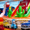 Up to 63% Off Inflatable Playland Visit for 2 or 4