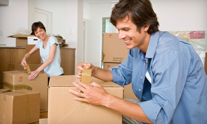 Here To There Movers - Downtown Fort Wayne: $99 for $200 Worth of Moving Services from Here to There Movers