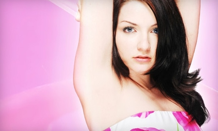 Dermatology Institute of Southwest Florida - Venice: $99 for Six Laser Hair-Removal Sessions at Dermatology Institute of Southwest Florida in Venice (Up to $500 Value)