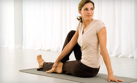 10 Bikram Yoga Class Card ($119 value) - Bikram Yoga Oakville in Oakville